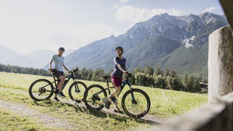 E-Biken & Mountainbiken